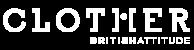 clother logo bianco